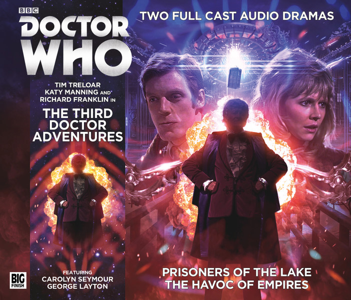 THE THIRD DOCTOR ADVENTURES (VOLUME 1)