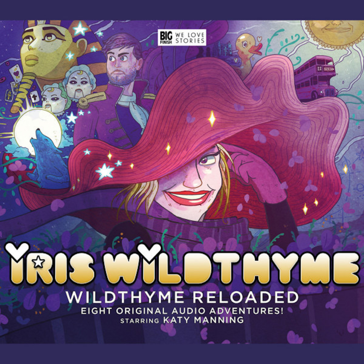 Iris Wildthyme: Murder at the Abbey