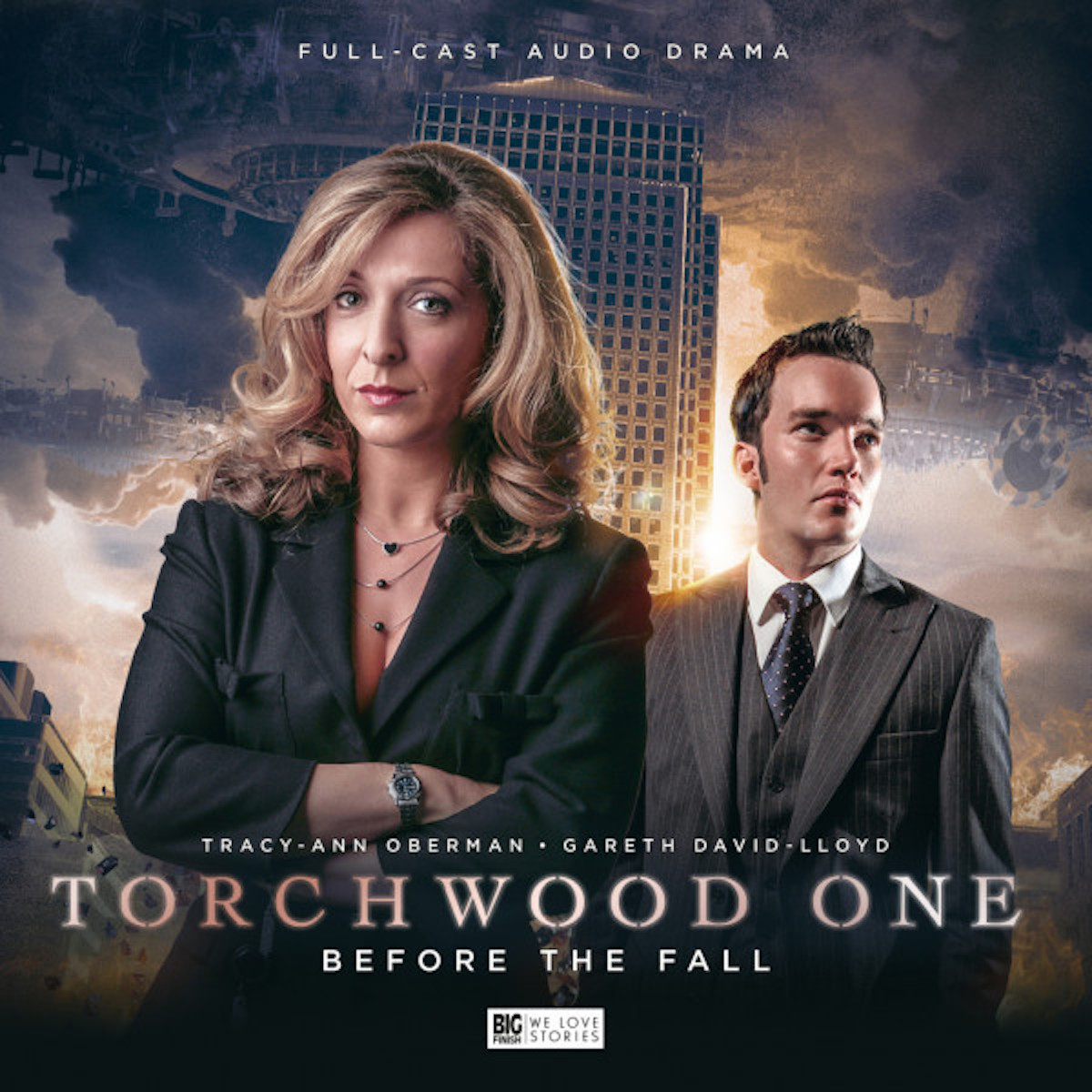 Torchwood One Before The Fall