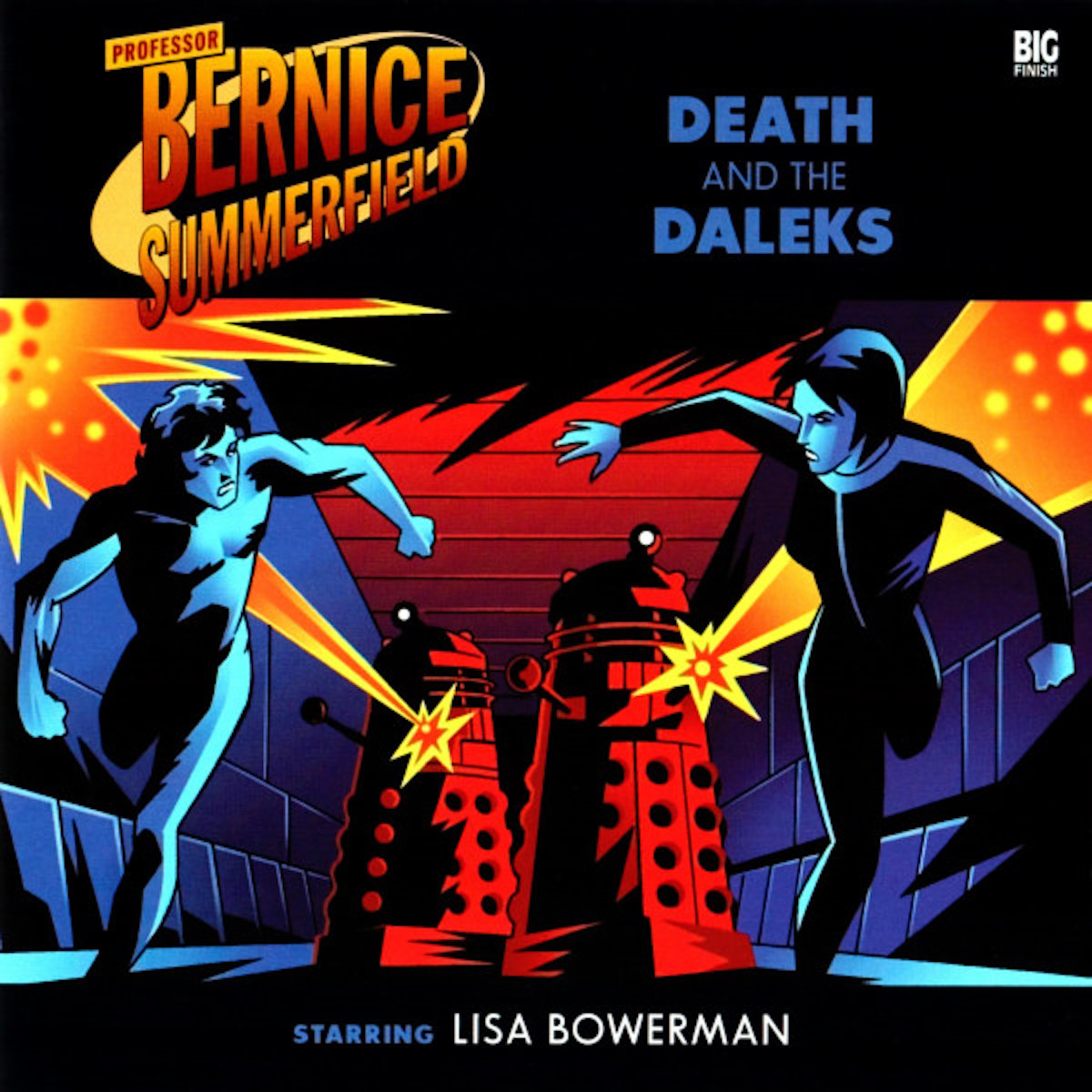 Death and Daleks