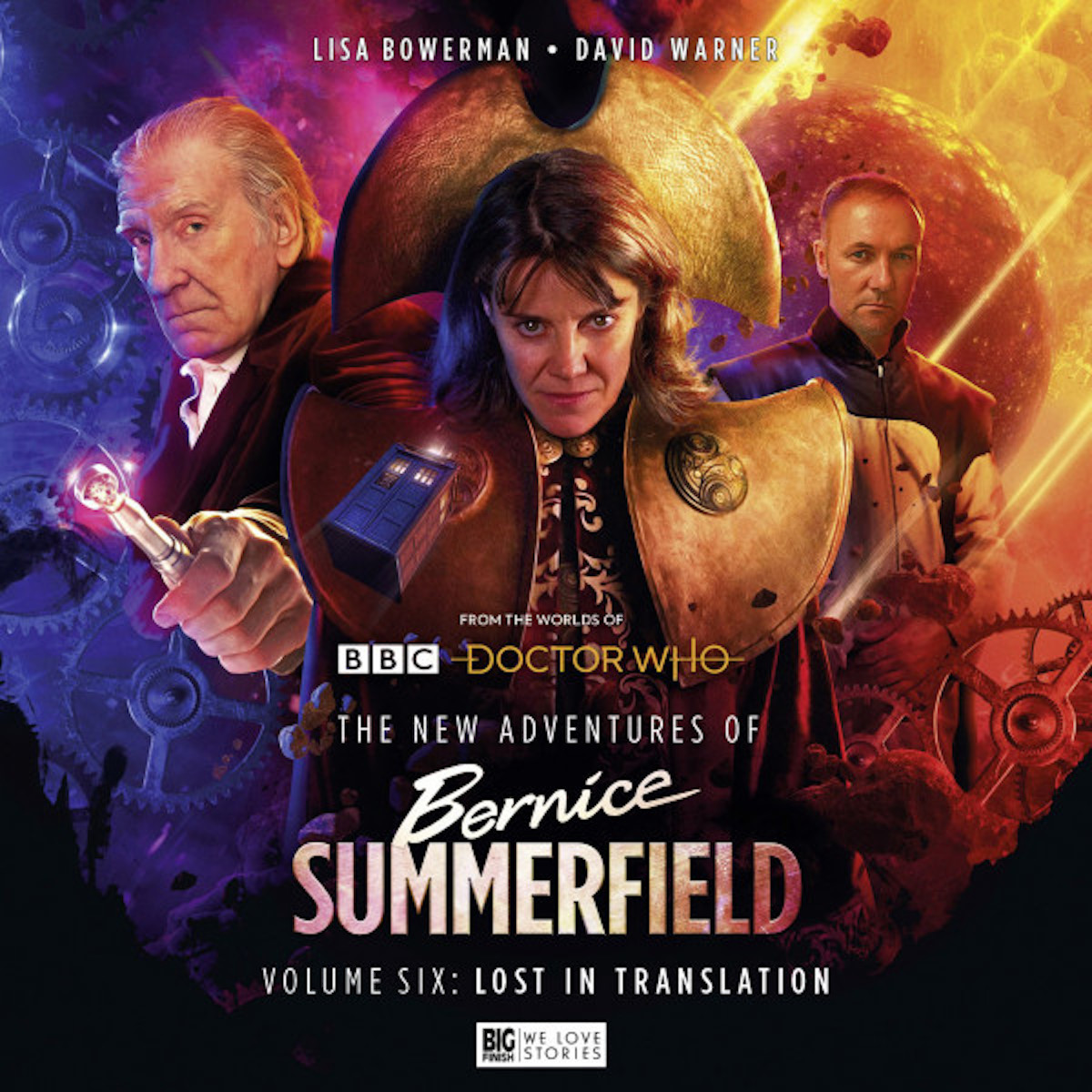 The New Adventures of Bernice Summerfield - Volume Six: Lost in Translation
