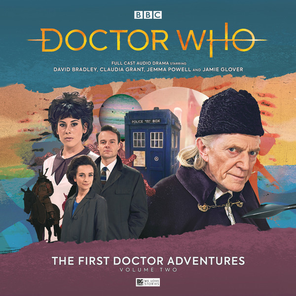 The First Doctor Adventures Volume 2