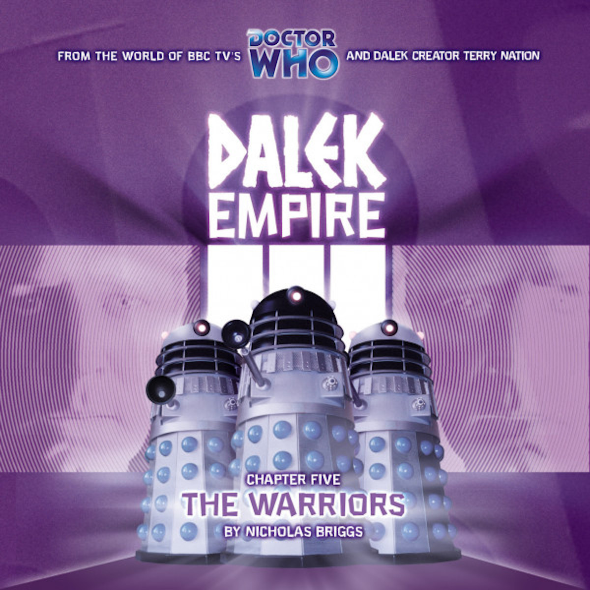 Dalek Empire The Warriors