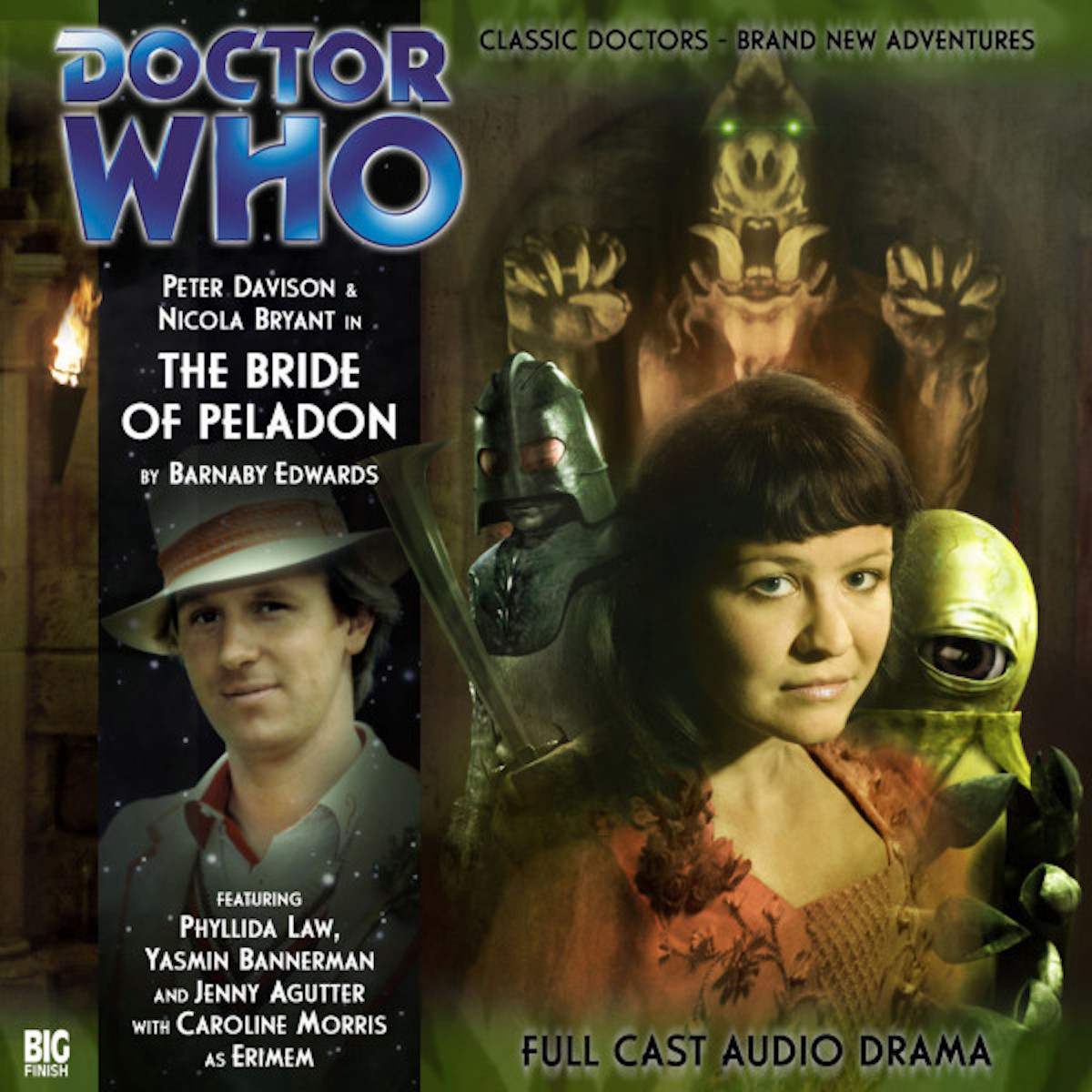 The Bride of Peladon