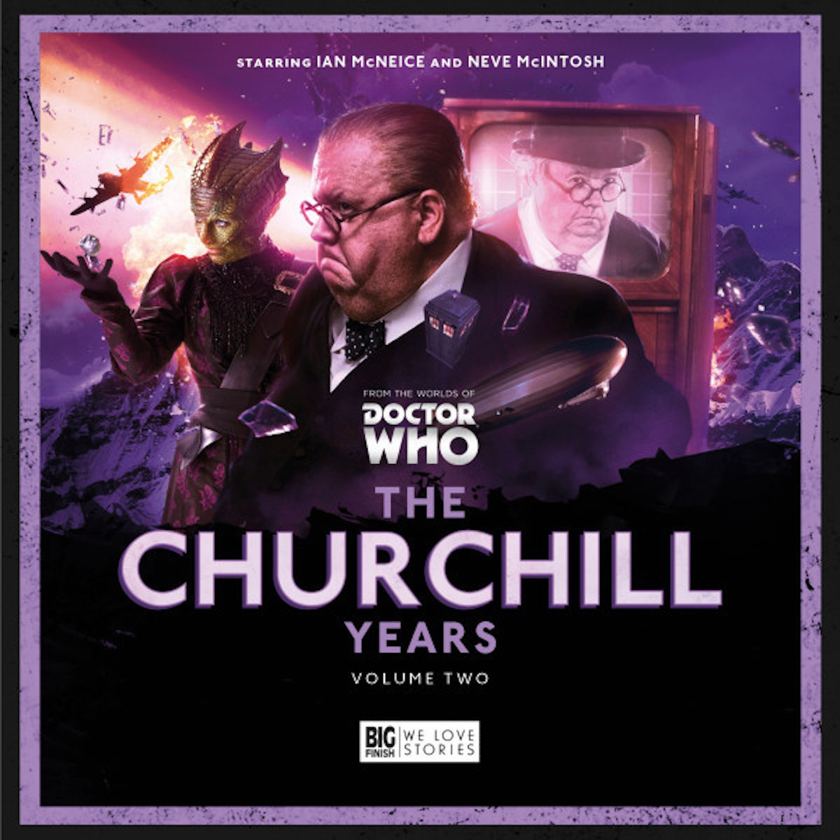 The Churchill Years volume 2