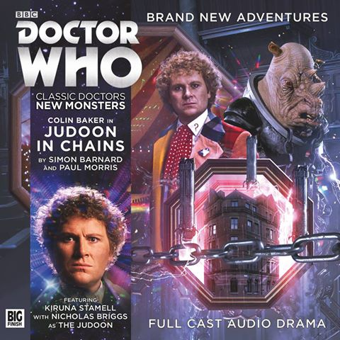 Judoon in Chains by Simon Barnard and Paul Morris