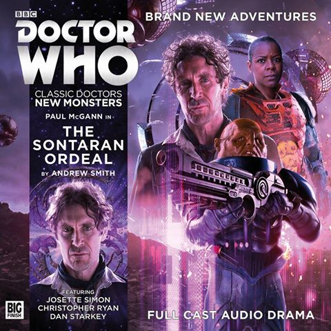 The Sontaran Ordeal by Andrew Smith