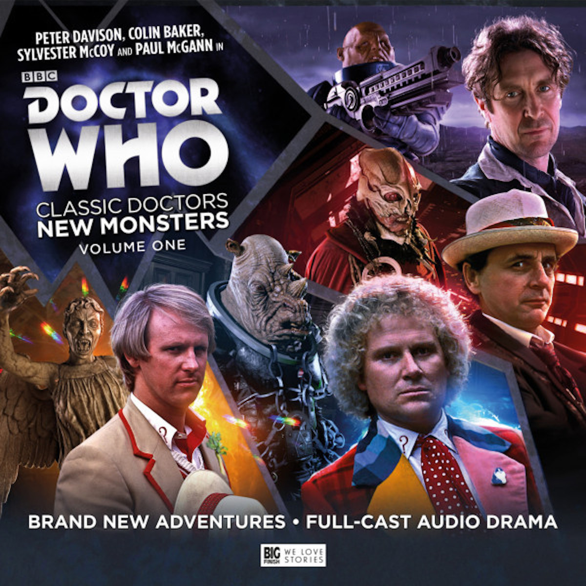 Classic Doctors New Monsters