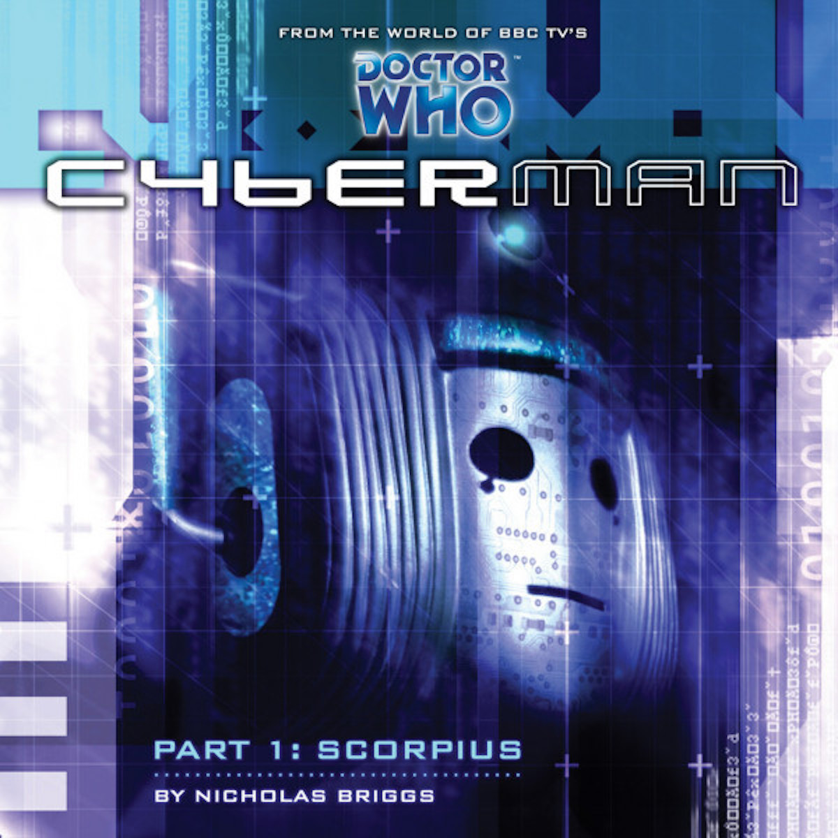 Cyberman Scorpious
