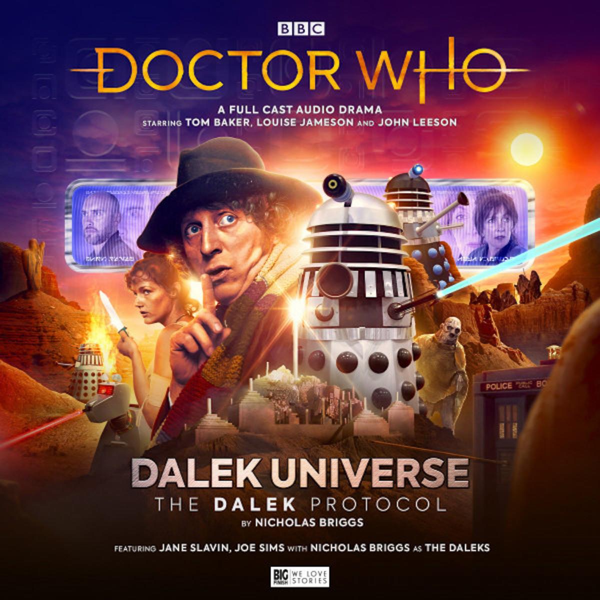 Dalek Universe Dalek Protocol