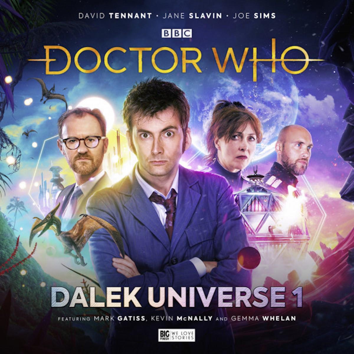 Dalek Universe 1 cd