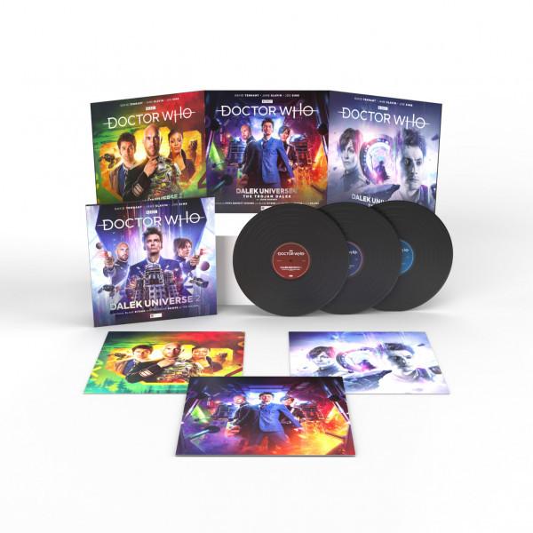 Dalek Universe 2 Vinyl