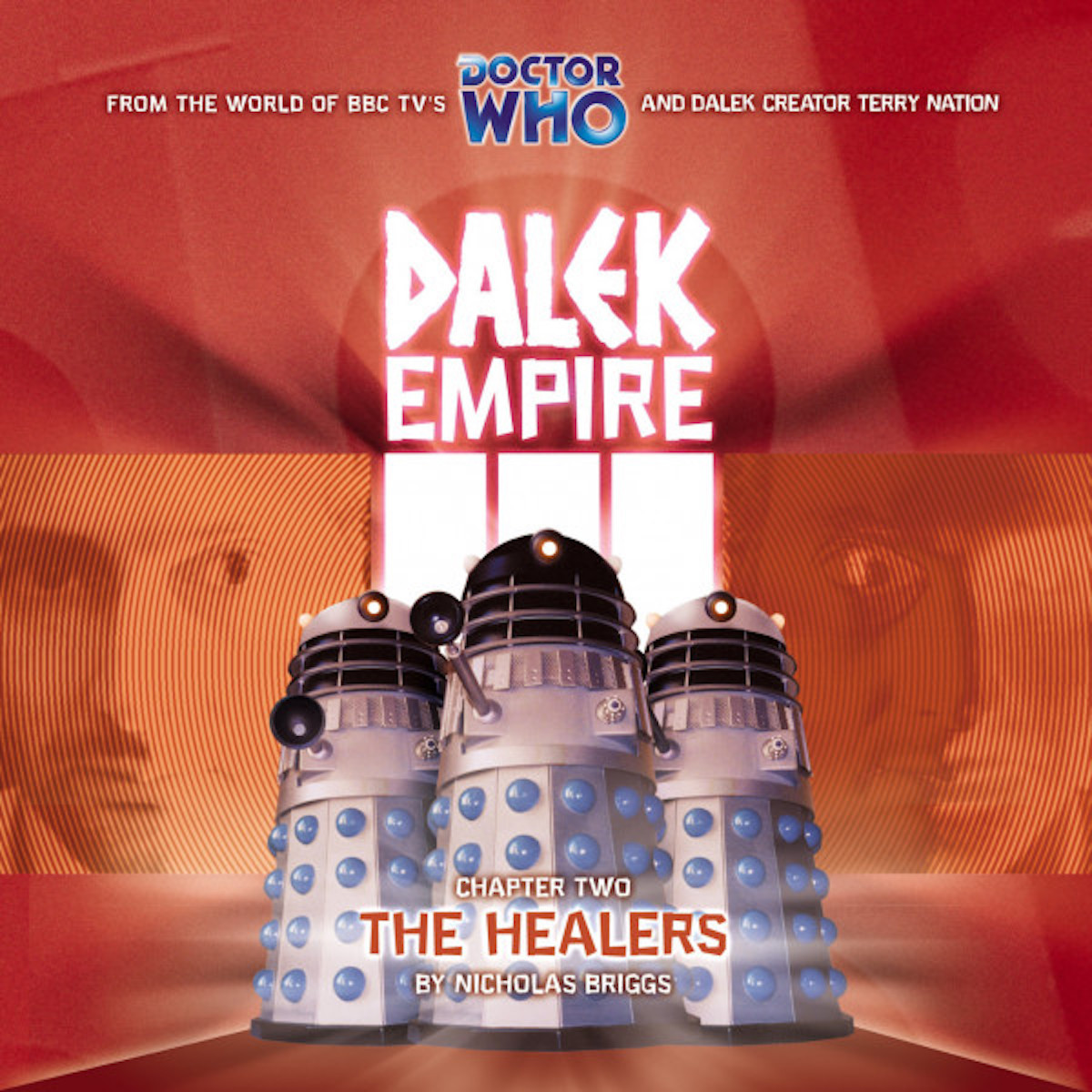 Dalek Empire The Healers