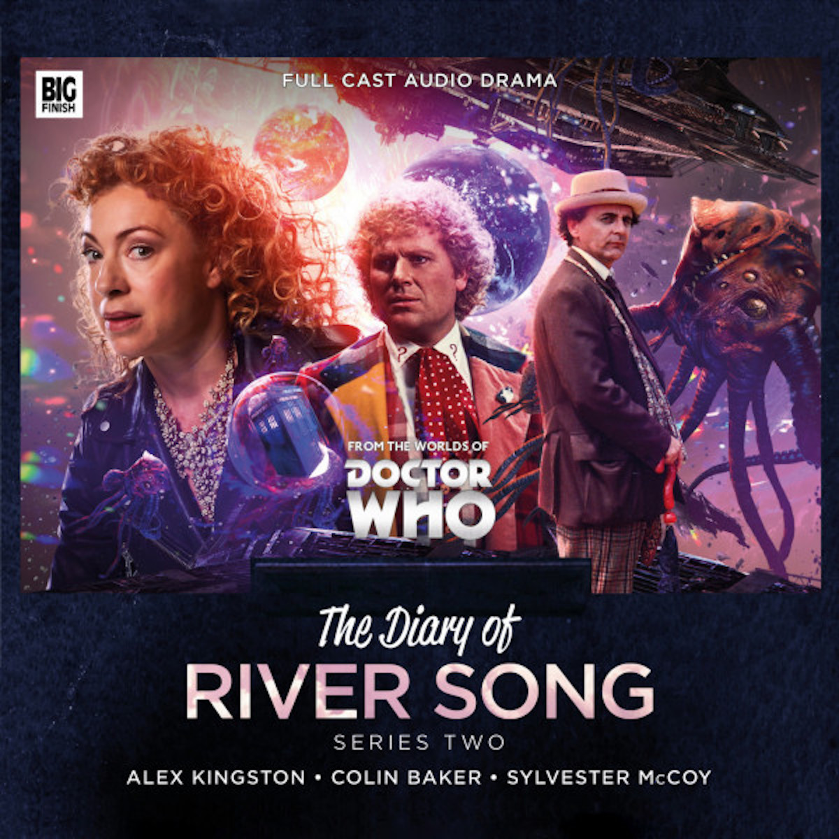 The Diary Of River Song Volume 2