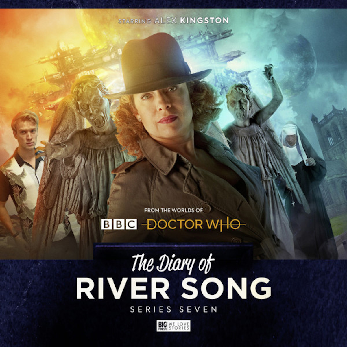 The Diary of River Song Volume 7