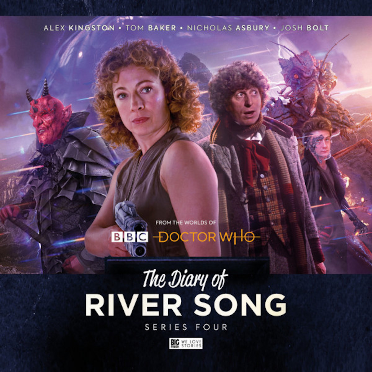 The Diary Of River Song Volume 4