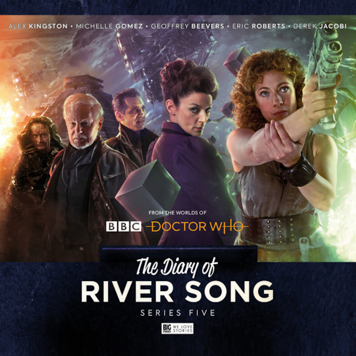 The Diary Of River Song Volume 5