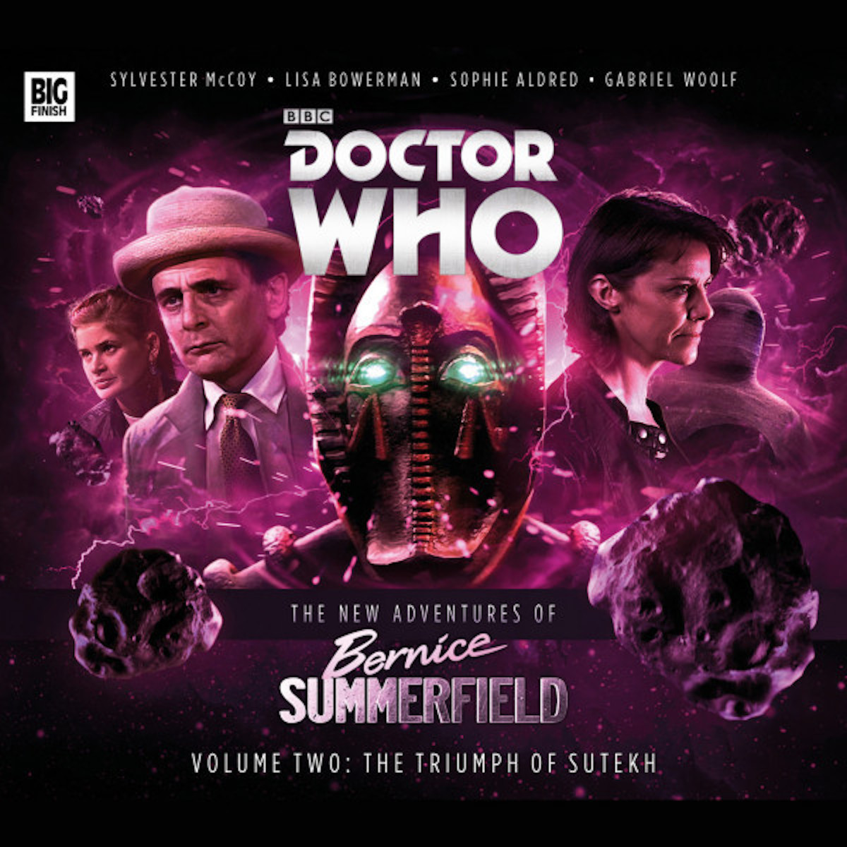 The New Adventures of Bernice Summerfield Volume 2 The Triumph of Sutekh
