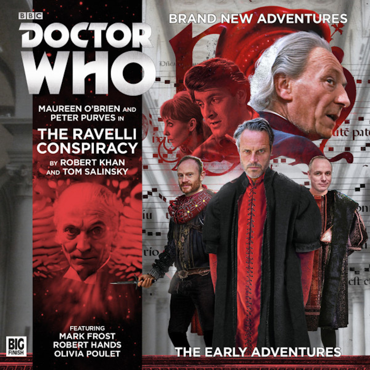 The Early Adventures: The Ravelli Conspiracy