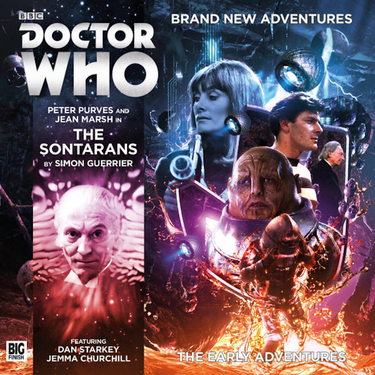 The Early Adventures: The Sontarans