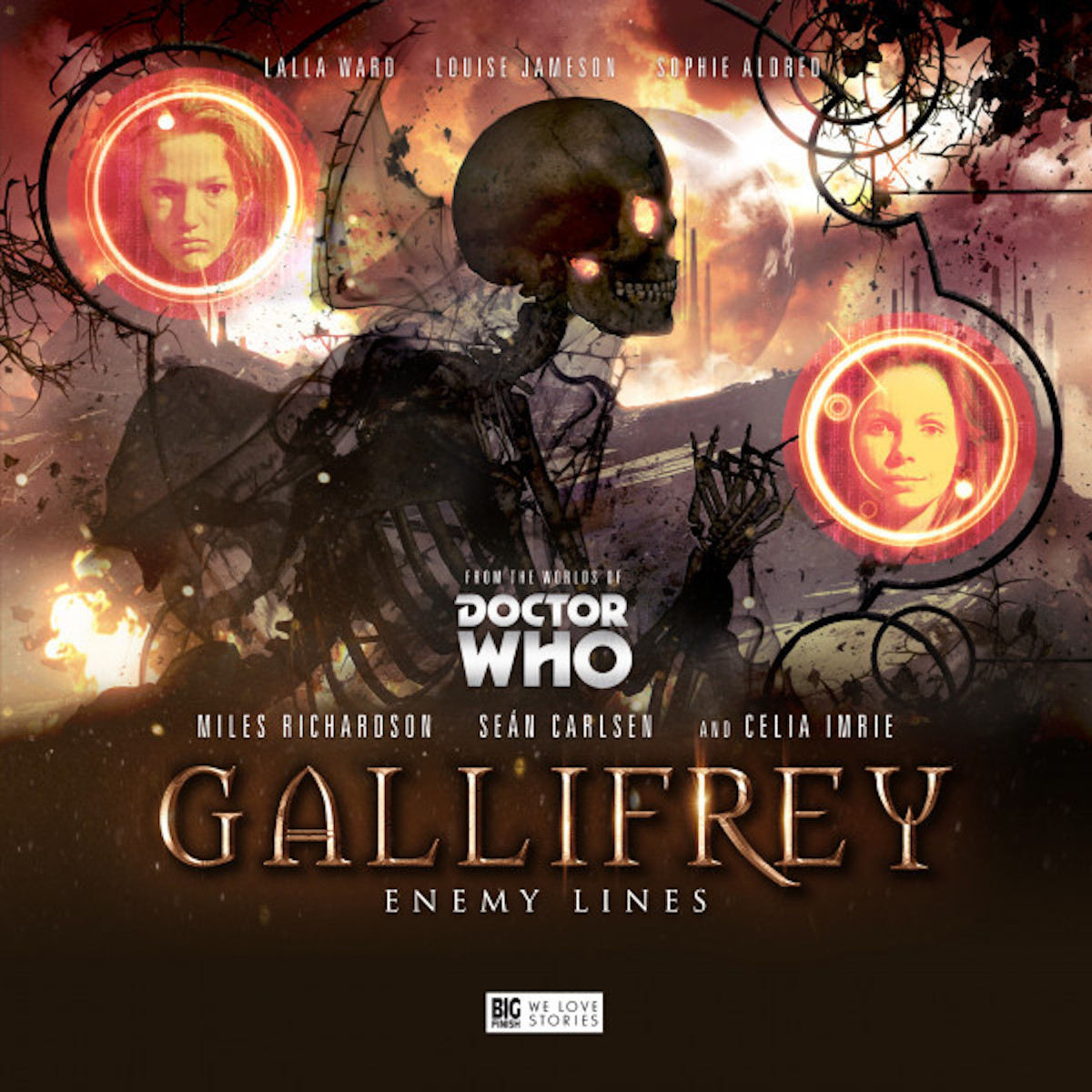 Gallifrey Enemy Lines