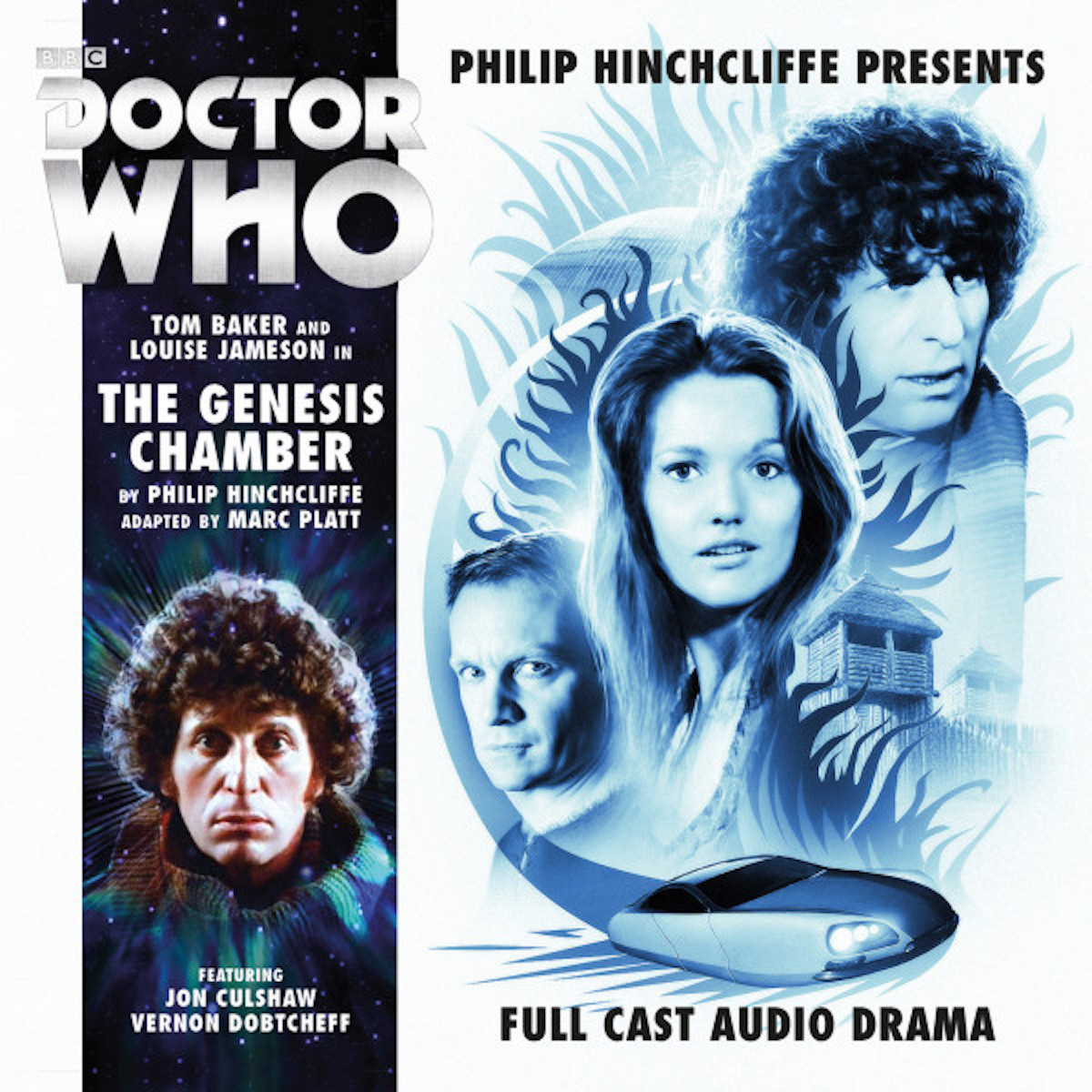 Philip Hinchcliffe Presents Volume 2: The Genesis Chamber