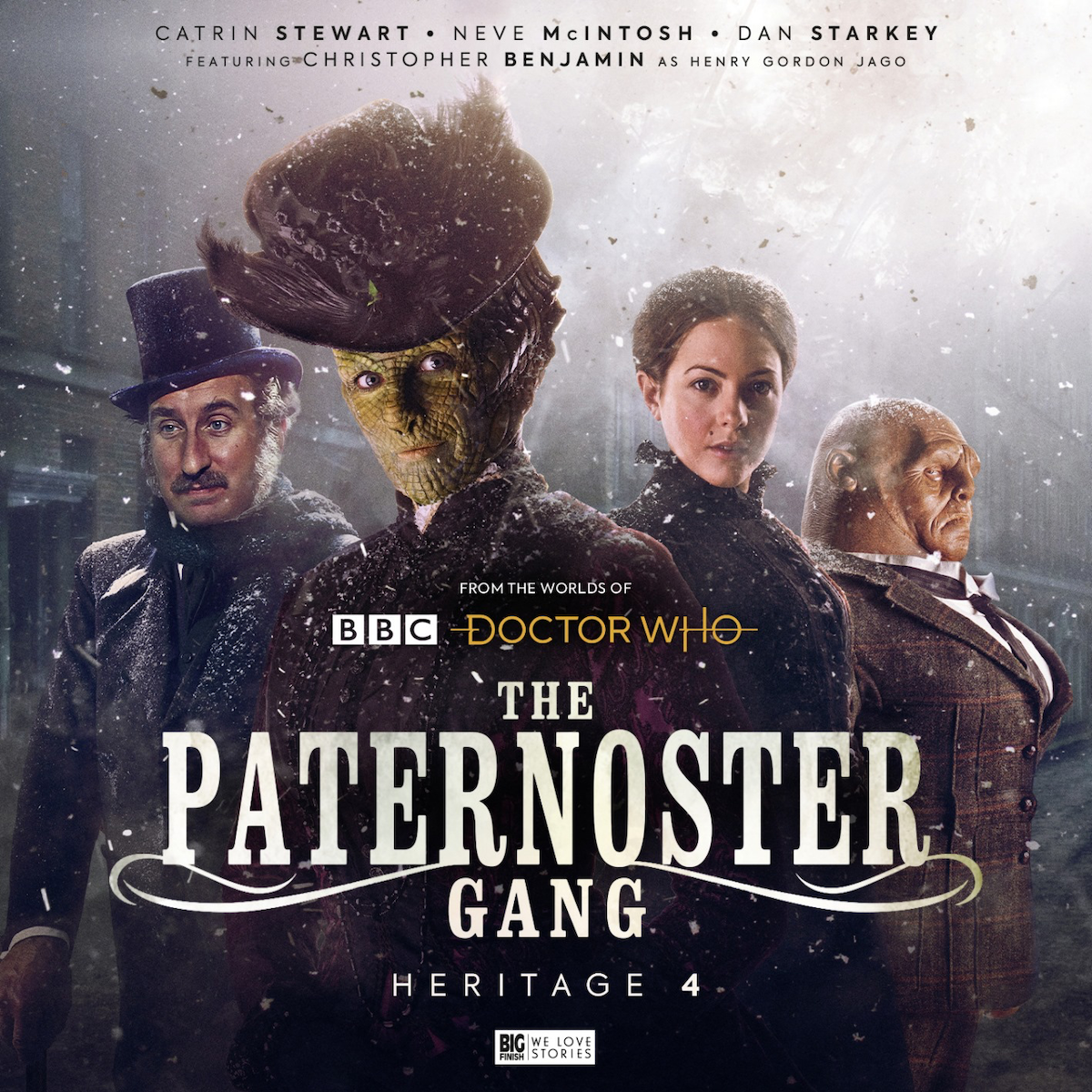 The Paternoster Gang : Heritage 4