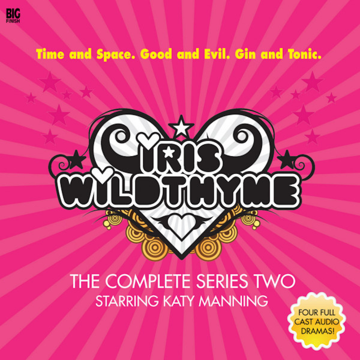 Iris Wildtyme The Second Series Box Set