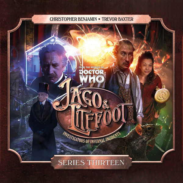 Jago and Lightfoot Series 13