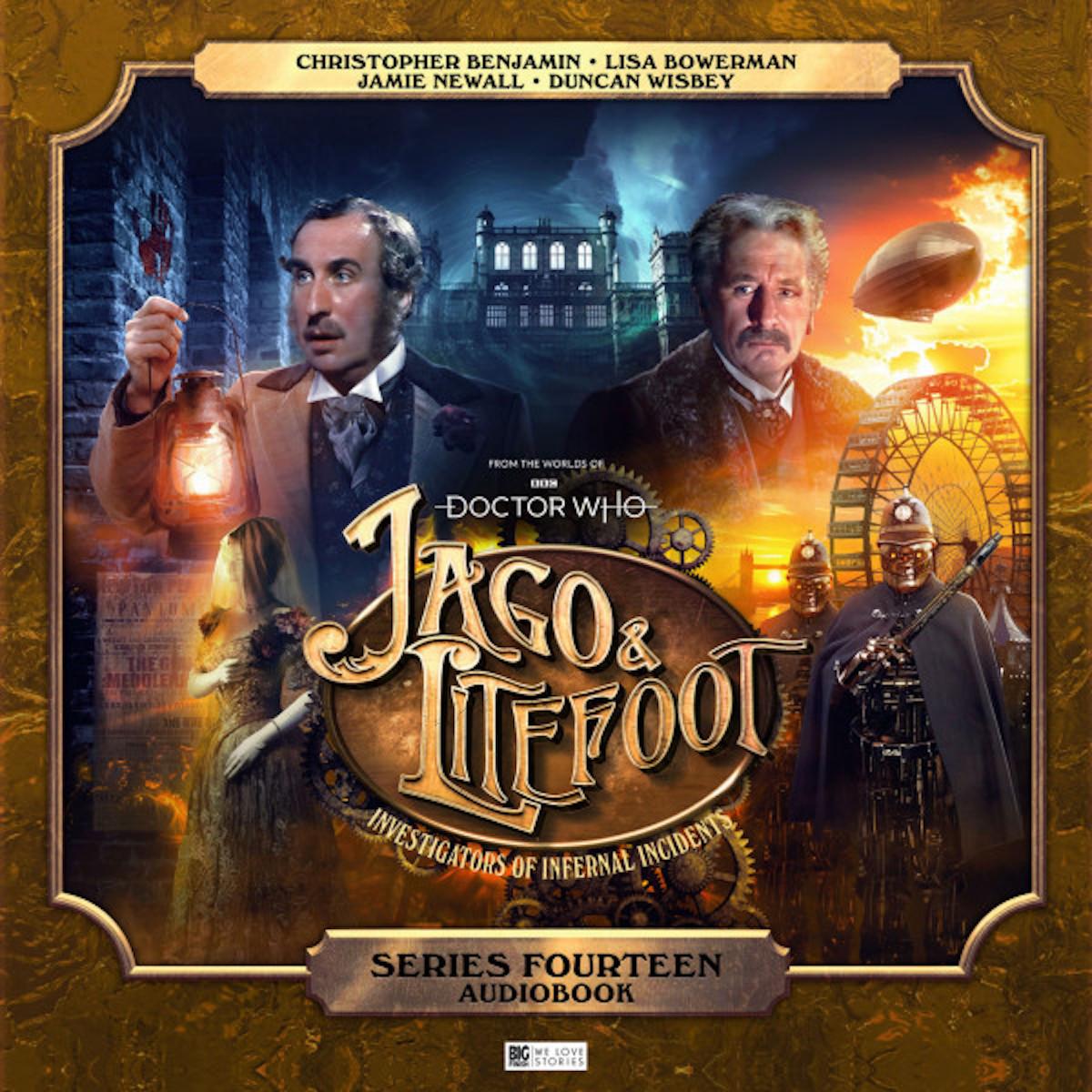 Jago and Lightfoot Season 14