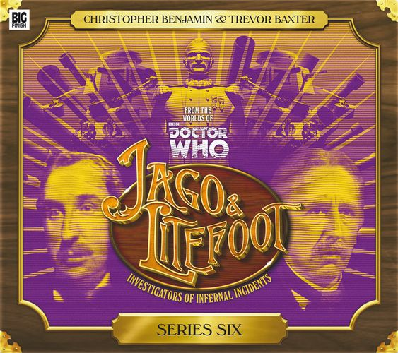 Jago and Lightfoot Series 6