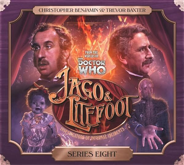 Jago and Lightfoot Series 8