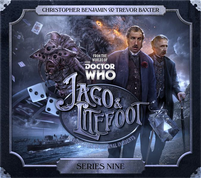 Jago and Lightfoot Series 9
