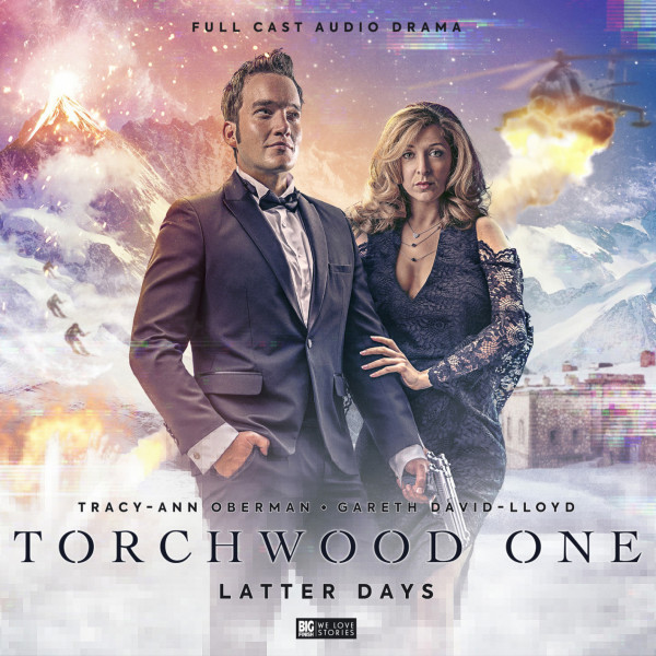Torchwood Letter Days