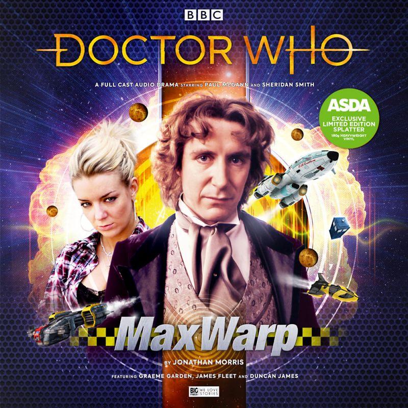 Max Warp LP Edition