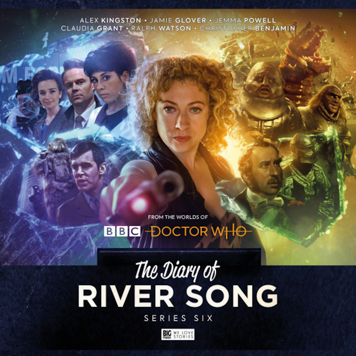 The Diary Of River Song Volume 6