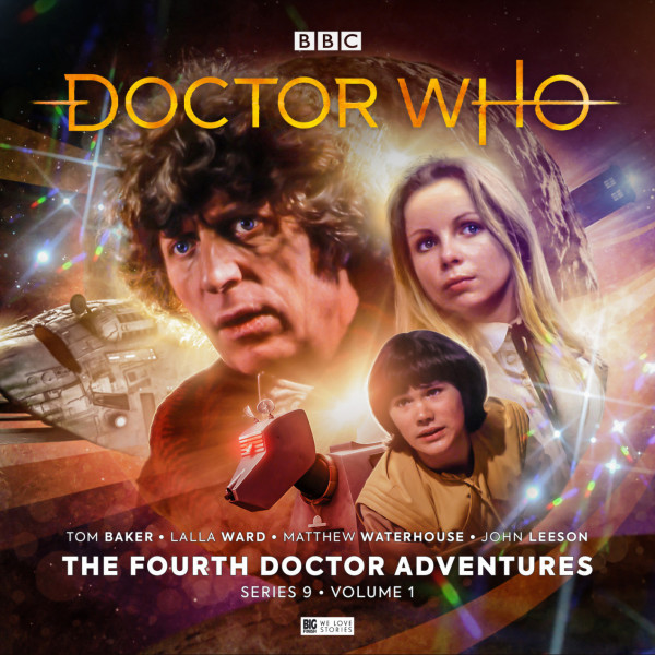the Fourth Doctor Adventures Series 9 Volume 1