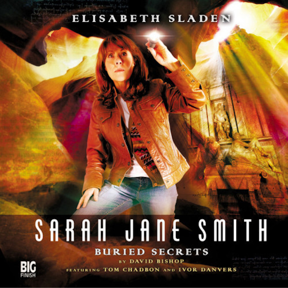 Sarah Jane Buried Secrets