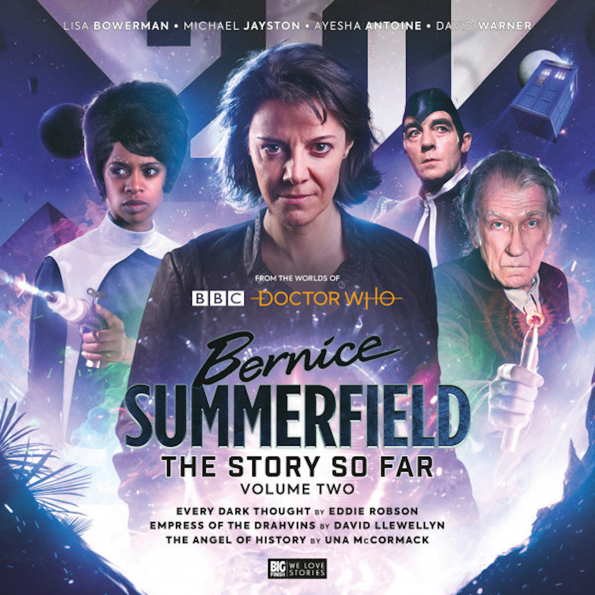 Bernice Summerfield: The Story So Far Volume 2