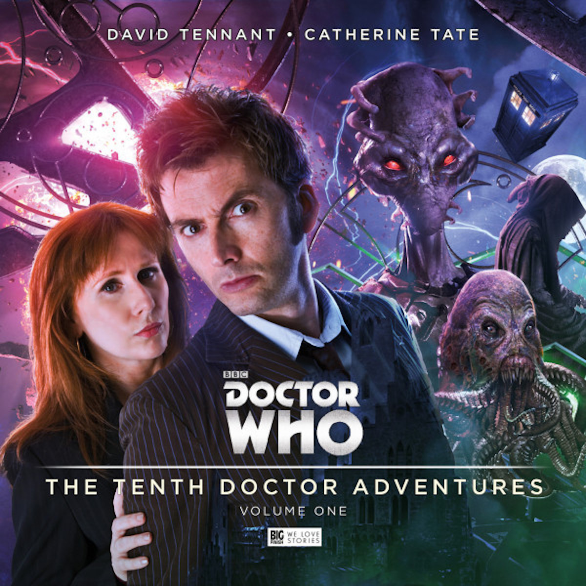 The Tenth Doctor Adventures Volume One