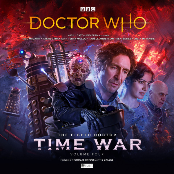 The Time War Volume 4