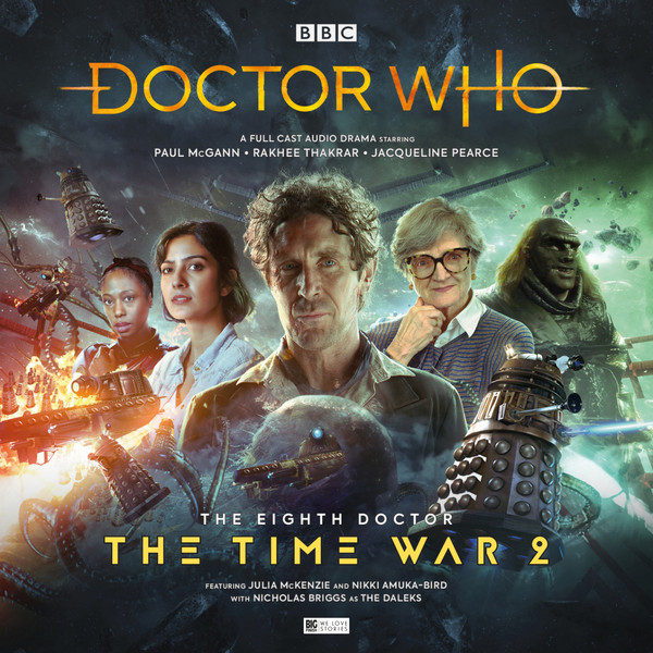 The Eighth Doctor: The Time War Series 2