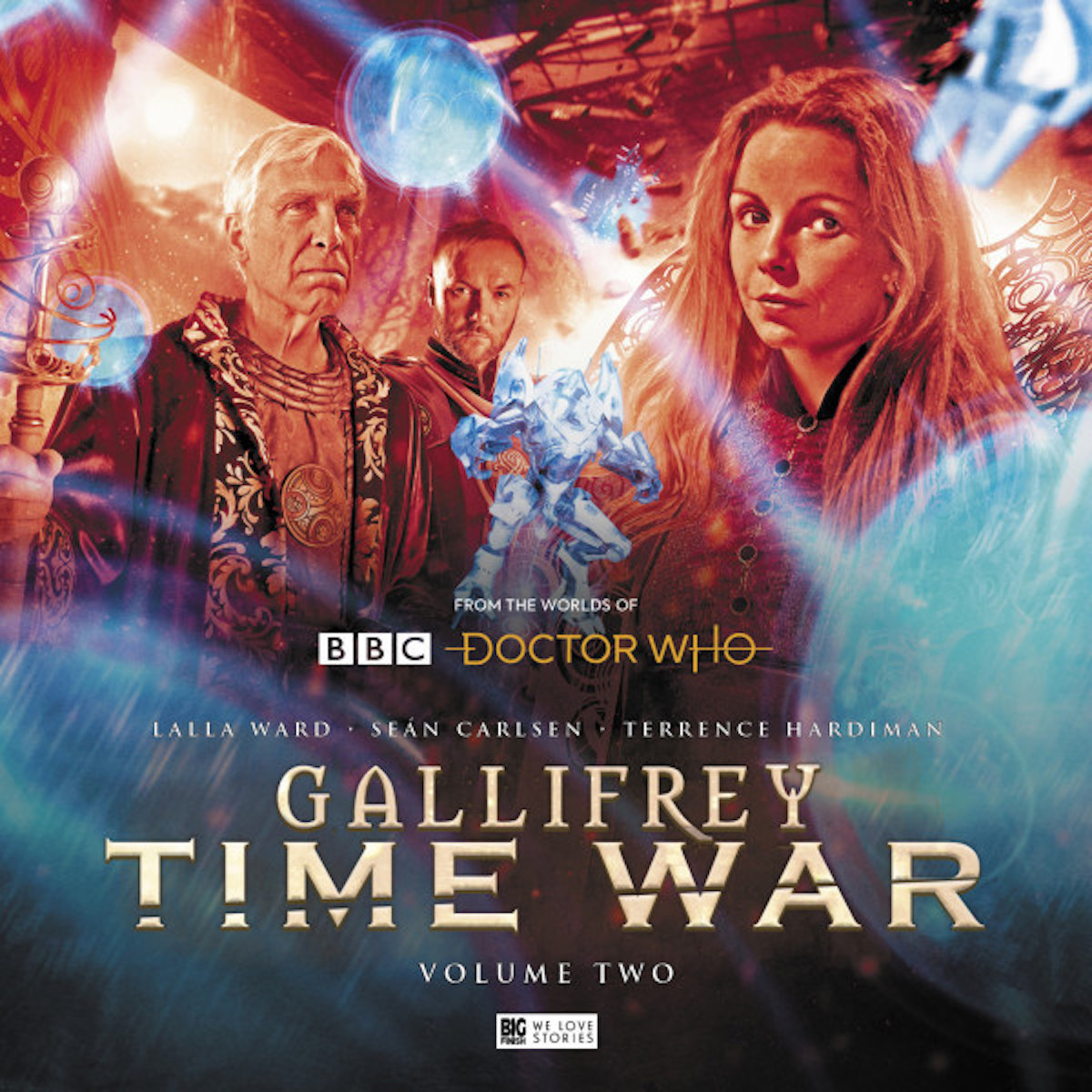 Gallifrey Time War Volume 2