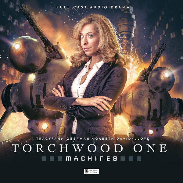 Torchwood One The Machines