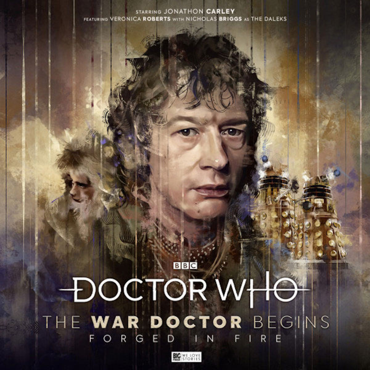 The War Doctor Forged in Fire
