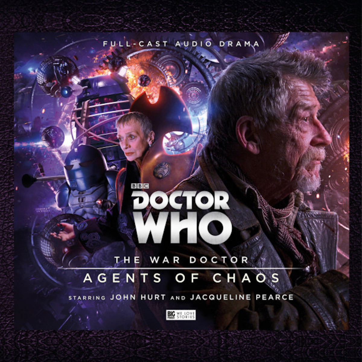 The War Doctor Agents OF Chaos