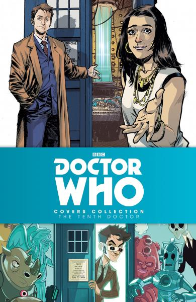 The Tenth Doctor Cover Collection