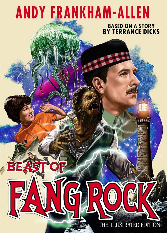 The Beast of Fang Rock Hardback