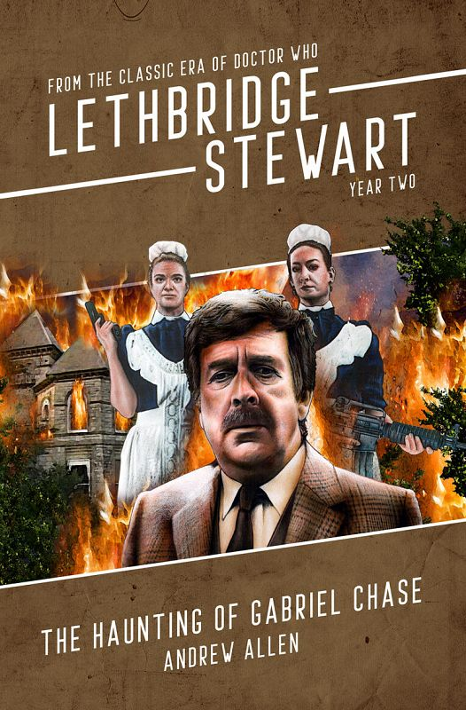 Lethbridge-Stewart: The Haunting of Gabriel Chase