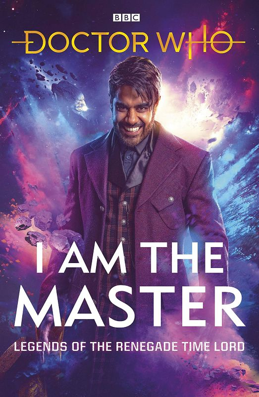 I Am The Master Hardcover